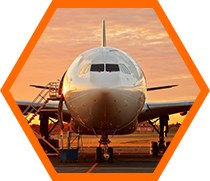 AIRCRAFTS &<br>AEROSPACE