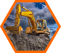 INDUSTRIAL &<br>HEAVY EQUIPMENT